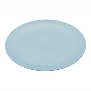 Тарелка обеденная RONDO голубая