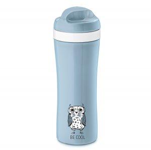 Бутылка ELLI, 425 мл, голубая