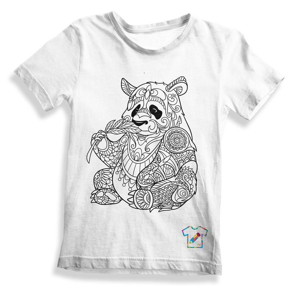 картинки футболки для раскраски предположению она появилась