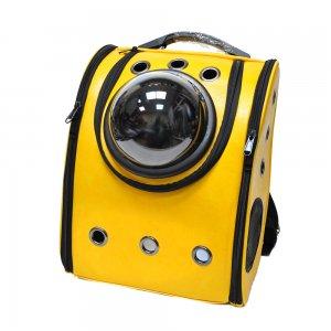Рюкзак с иллюминатором, желтый (вид 2)