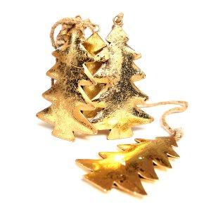 Гирлянда подвесная Golden Trees, 4 шт.