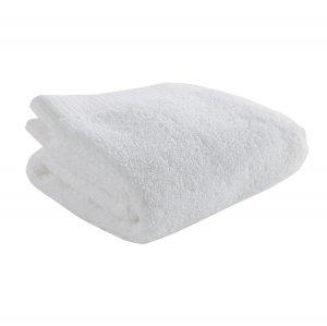 Полотенце для лица белого цвета