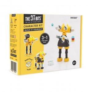 Игрушка – конструктор The Offbits INFOBIT
