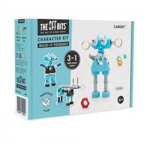 Игрушка – конструктор The Offbits CAREBIT