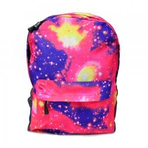"Рюкзак ""Milk Galaxy"" розовый"