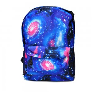 """Рюкзак """"Milk Galaxy"""" синий"""