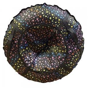 Тюбинг Prosport Звезды разноцветные (с камерой)