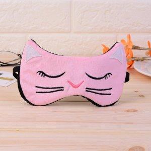 """Маска для сна """"Pink cat"""""""