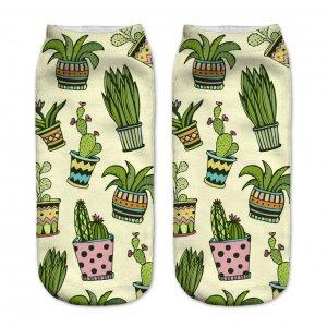 """Носки """"Cactus"""""""