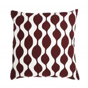 Чехол для подушки Traffic, бордового цвета