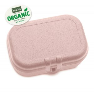 Ланч-бокс PASCAL S Organic, розовый