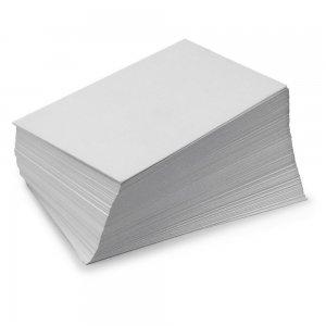 Бумага для эбру, белая 100 листов А5
