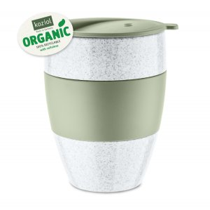Термокружка AROMA TO GO 2.0 Organic, 400 мл, зелёная
