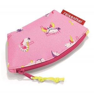 Кошелек детский для мелочи ABC friends pink