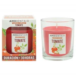 Свеча ароматическая «Томатный лист» Garden 30 ч