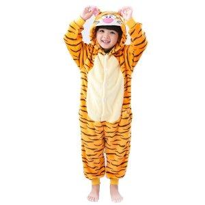 """Детский кигуруми """"Тигра"""""""