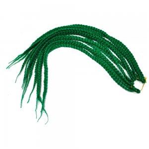 Канекалон SE косы Green 110 гр