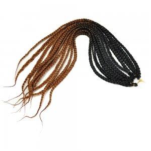 Канекалон SE косы двухцветный 11, 110 гр