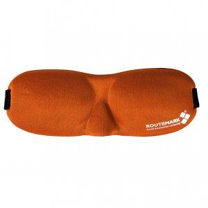 Маска для сна 3D Оранжевая