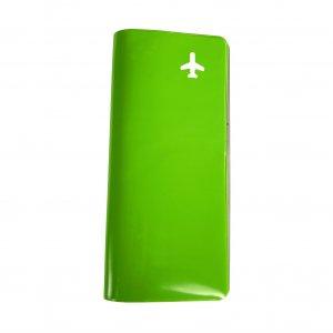 Билетница (Портмоне) Хэппи Вэйс PVC зеленый