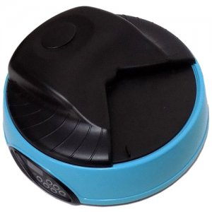 Автокормушка SITITEK Pets Ice Mini (Light Blue) для животных