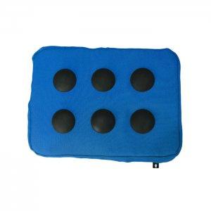 Подставка для ноутбука Surfpillow Hightech голубая/черная
