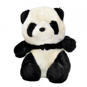 Мягкая игрушка Панда сидящая 30 см