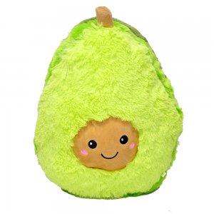 """Мягкая игрушка """"Авокадо"""" 40 см светлый"""