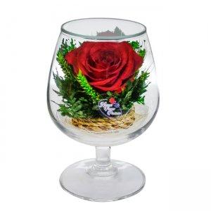 Композиция из красных роз (GSR2)