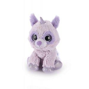 Игрушка-грелка Енот-Единорог Purple