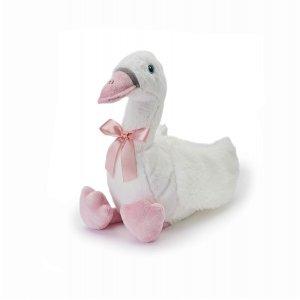 Игрушка-грелка Лебедь