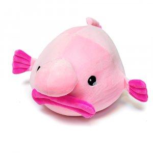 Мягкая игрушка Рыба-Капля 35 см