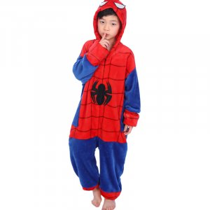 "Детский кигуруми ""Человек-паук"""