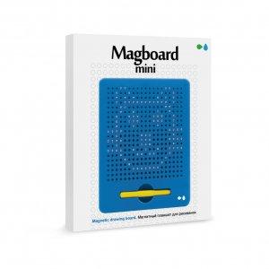 """Магнитная доска для рисования """"Magboard"""" Mini (Магборд мини) синий"""