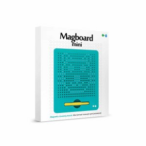 """Магнитная доска для рисования """"Magboard"""" Mini (Магборд мини) мятный"""