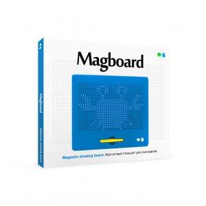"""Магнитная доска для рисования """"Magboard"""" (Магборд) синий"""