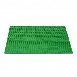 Строительная пластина для конструкторов
