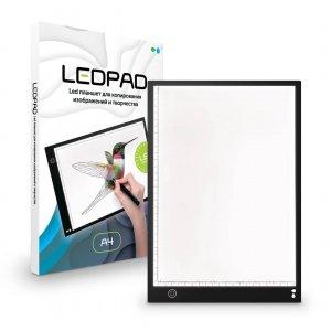 Планшет для копирования изображений LEDPAD с LED подсветкой