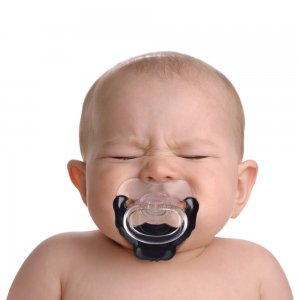Пустышка (соска) Chill Baby Борода