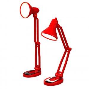 Мини-лампа для чтения Tiny Tim красная