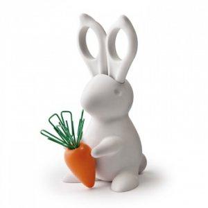 Ножницы+магнит со скрепками Bunny