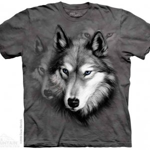 Футболка Wolf Portrait