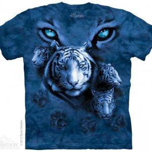 Футболка White Tiger Eyes