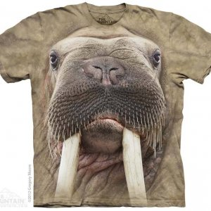 Футболка Walrus Face