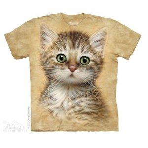 Футболка Brown Striped Kitten