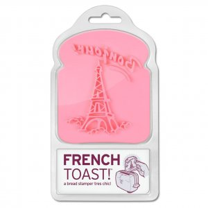 """Штамп на тост """"Париж"""""""