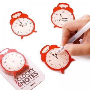 Блок для записей Clocky Notes