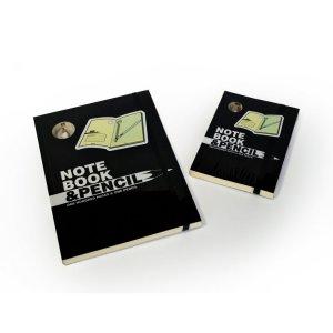 Большой набор Notebook & Pencil