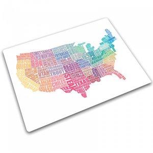 Доска для готовки и защиты рабочей поверхности USA