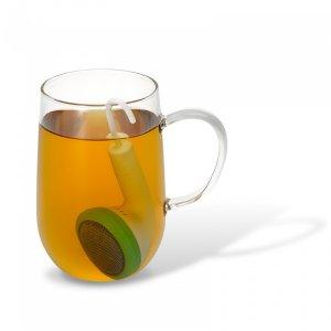 Ёмкость для заваривания чая Earphone зеленая